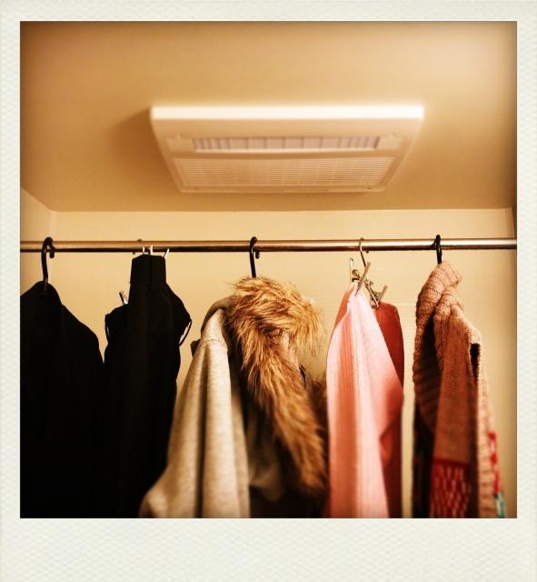 浴室 乾燥換気扇クリーニング方法