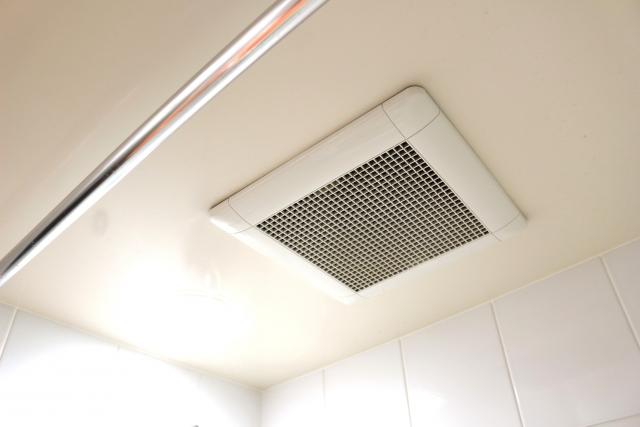 浴室換気扇からホコリが!お悩み解決クリーニング