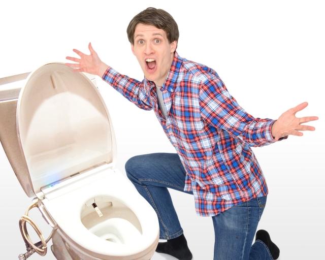 トイレの水が流れない(涙)お困り事解決!