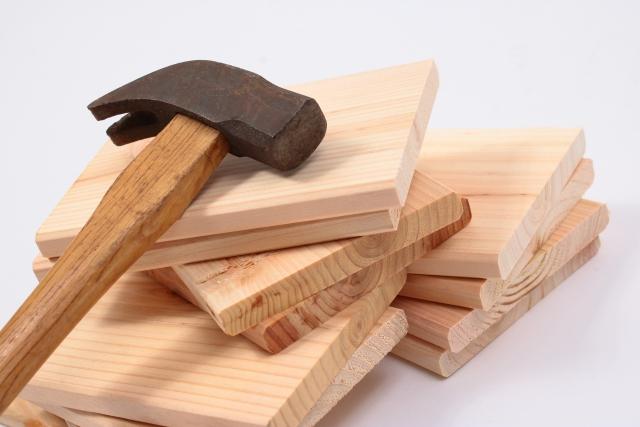 便利屋が、揃えておきたい基本の木工道具